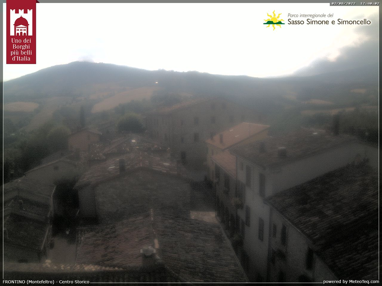 Webcam Frontino - PU